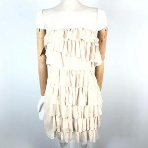 Forever 21 ruffled dress *flaw